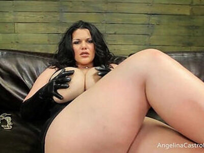 Big titted angelina castro cocks domination | -cock-domination-huge ass-titjob-