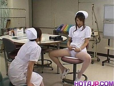 Emiri Aoi nurse loves using vibrator on body | -love-nurse-vibrator-