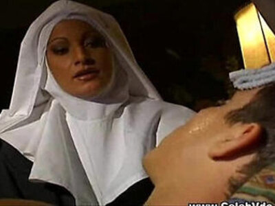 Italian Nun Does Anal | -anal-italian-
