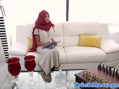 Muslim babe massaged before doggystyle | -babe-doggy-ethnic-muslim-