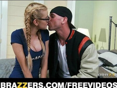 Shy blonde student turns into a slut for her new BF | -blonde-huge cock-shy-sluts-students-