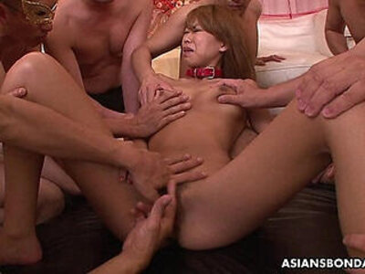 Dudes fucking her and she loves the group session   -dude-freak-group-love-