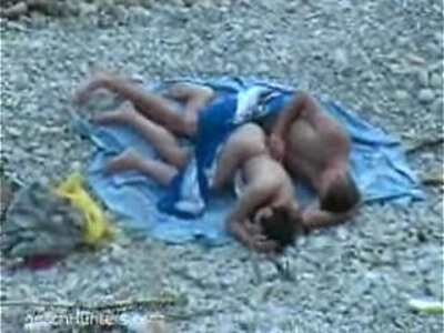 Voyeur sex on the beach video | -beach-hidden-voyeur-
