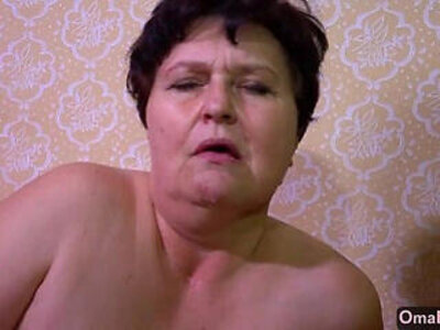 OmaHunter Old solo lesbians posing and masturbate | -granny-lesbian-masturbation-older-posing-solo-