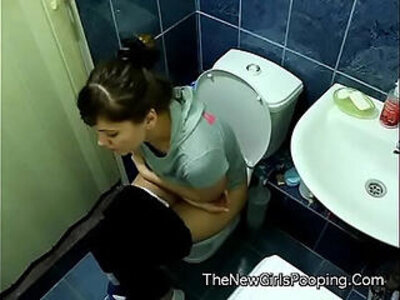 pooping 18 | -toilet-