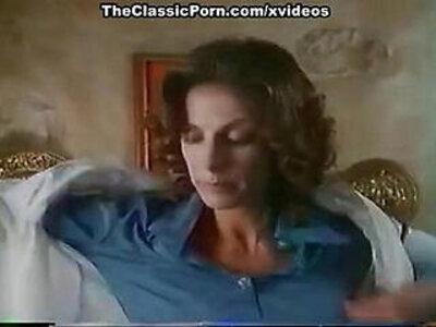 Kay Parker, John Leslie in vintage xxx clip with great sex scene | -old man-vintage-