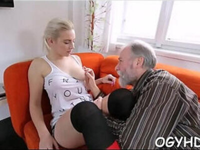 Olfd fart licks juvenile pink pussy | -fart-old and young-pussy-