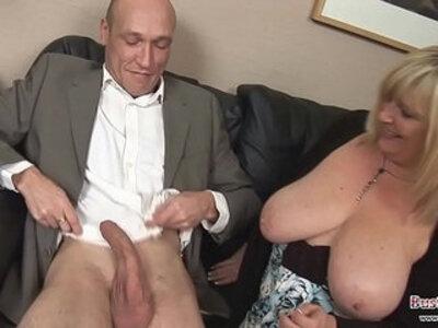 Chauffeur Dreams Of Fucking Big Tits Boss | -big tits-boss-double-dreams-