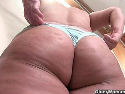 Chubby grandma Fannie   -chubby-grandma-