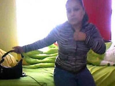 teibolera mexicana filmada sin saberlo | -german-mexican-
