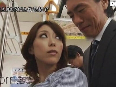 Serie Married Woman Molester Trains compilation   -bride-compilation-doctor-woman-