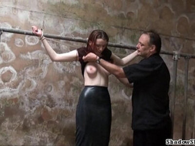Filthy slaveslut whipping and dirty dungeon tortures of breast spanked amateur | -amateur-breasts-dirty-pain-whip-