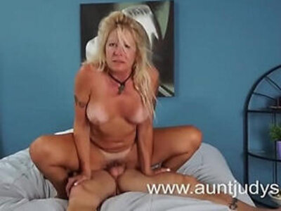 Hot Blond Gets Fucked real Good   -blonde-gilf-woman-