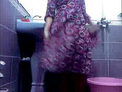 My bathing style | -asian-bathroom-