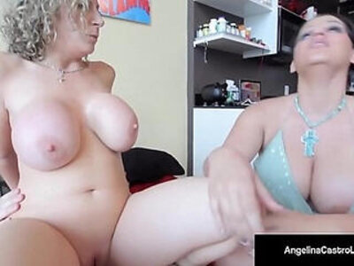 Cuban princess angelina castro fucks and sucks sara jays man | -huge tits-princess-