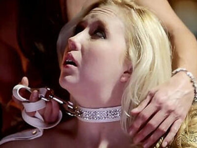 India Summer and her much younger slave   -indian-old and young-slave-