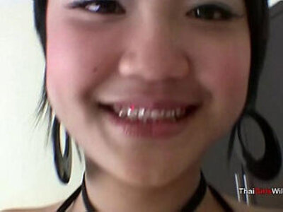 Baby faced teen is easy pussy for the experienced sex tourist | -babe-old man-pussy-street-teen-thai-