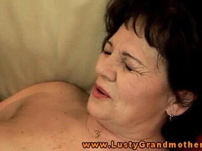 Amature mature grandma handling dildo | -dildo-grandma-mature-