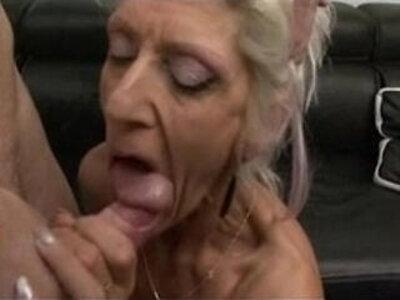 French gilf gets anal   -anal-french-gilf-granny-