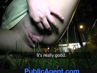 PublicAgent Sexy brunette loves my charm and money | -brunette-love-money-sexy-students-