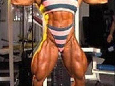 Irresistible Muscular GFs! | -fitness-weird-