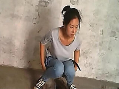 Spy Chinese Girl in Village Toilet | -chinese-spy-toilet-