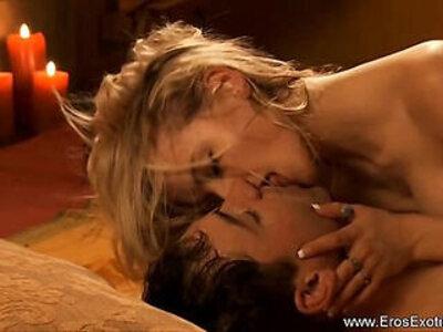 Exciting Erotic Interracial Sex   -erotica-indian-interracial-