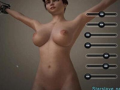 Starslave the next gen 3D sex video game demo | -3d-games-sex machine-