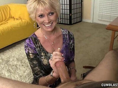 Topless Granny Splattered WIth Cum | -cum-granny-lady-topless-