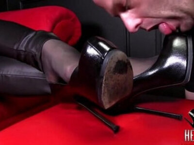 How to lick goddess boots properly | -goddess-licking-worship-