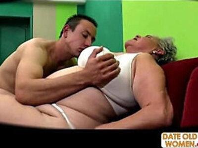 Fat old pussy fucked no condom | -fat-granny-older-pussy-