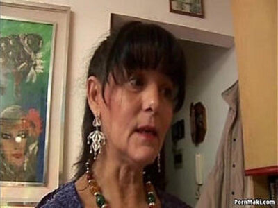 Hairy granny loves young dick | -dick-hairy-love-older woman-young-