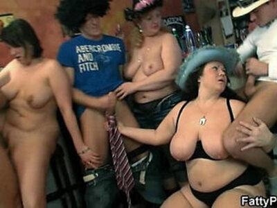 Sexy plumper blows and fucks horny cock | -cock-drunk-horny-sexy-