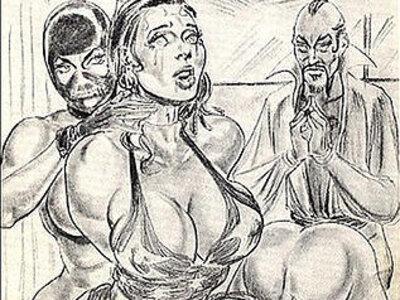 amazons dominate mixed wrestling lesbian wrestling art comics | -domination-lesbian-woman-wrestling-
