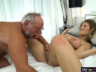 19 yo Aida Swinger pussy and ass eaten and banged by grandpa | -19 years old-ass-banged-grandpa-pussy-swingers-