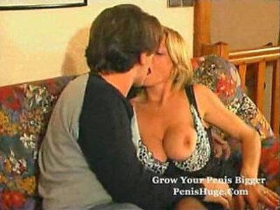 MILF gets big cock in all holes | -big cock-cougar-milf-