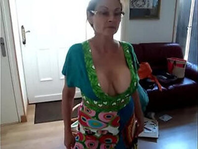 mature try a sexy dress | -exhibitionist-mature-sexy-