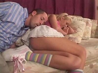 Mum dad babysitting jerk bj anal facecum blond   -anal-babysitter-blonde-daddy-jerk off-