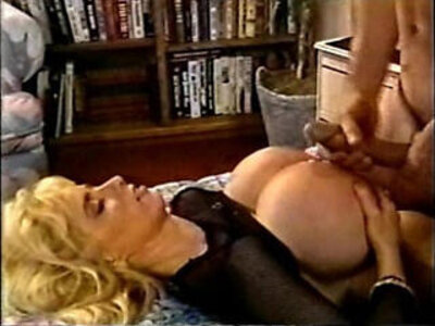 Wendy Whoppers scene Black Fishnet VHSRip | -black-fishnets-huge tits-