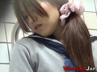 Uniformed japanese babe | -high school-japanese-
