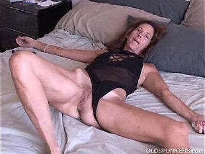 Mature amateur loves it anal | -amateur-anal-cougar-love-mature-