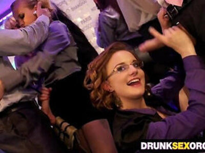 Drunken cock for hungry chicks in the club   -chick-cock-hungry-swingers-