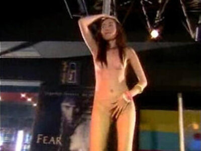 Performing Sexy Pole Dancing In A Private Pub In Taipei | -asian-dancing-sexy-