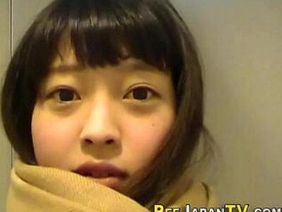 Cute japanese teen pees   -cute-goldenshower-japanese-