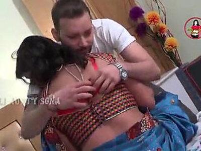 Tamil aunty enjoy sexy moment   -aunty-enjoying-sexy-tamil-