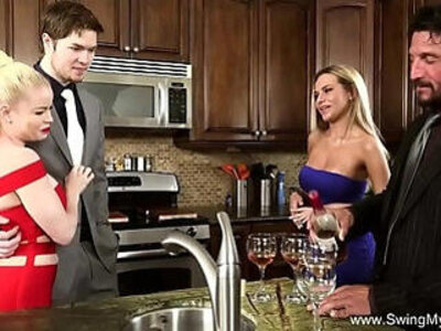 Wife Peaches Gets Fucked By A Stranger | -stranger-swingers-wife-