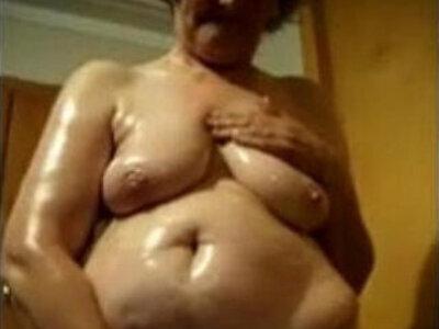 Oiled bbw mature masturbating | -bbw-granny-masturbation-mature-oil-