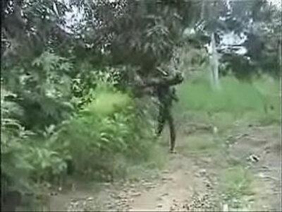 Hot Nasty Raw Hard African Jungle Fucking!! | -african-nasty-woman-