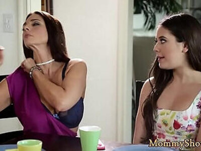 Smalltits teen seduced by her stepmother | -seduction-small tits-stepmom-teen-