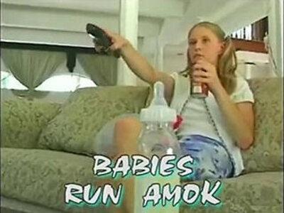 Two guys fucking sweet babysitter | -babysitter-gay-sweet-